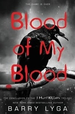 Book cover of BLOOD OF MY BLOOD