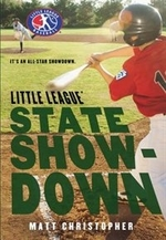 Book cover of LITTLE LEAGUE - STATE SHOWDOWN
