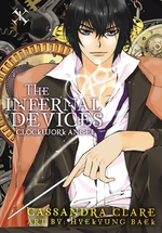 Book cover of INFERNAL DEVICES - CLOCKWORK ANGEL