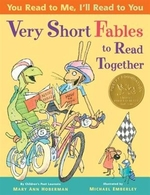 Book cover of VERY SHORT FABLES TO READ TOGETHER