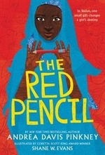 Book cover of RED PENCIL
