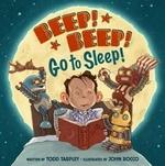 Book cover of BEEP BEEP GO TO SLEEP