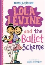 Book cover of LOLA LEVINE 03 & THE BALLET SCHEME