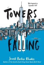 Book cover of TOWERS FALLING