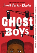 Book cover of GHOST BOYS