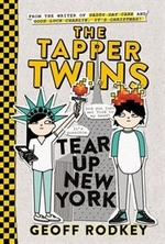 Book cover of TAPPER TWINS TEAR UP NEW YORK