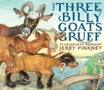 Book cover of 3 BILLY GOATS GRUFF