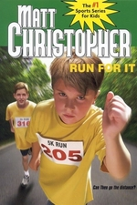 Book cover of RUN FOR IT