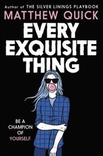 Book cover of EVERY EXQUISITE THING