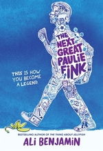 Book cover of NEXT GREAT PAULIE FINK