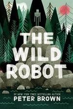 Book cover of WILD ROBOT
