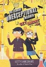 Book cover of LEAGUE OF UNEXCEPTIONAL CHILDREN - GET S