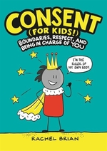Book cover of CONSENT FOR KIDS