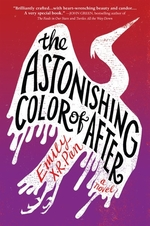 Book cover of ASTONISHING COLOR OF AFTER