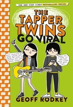 Book cover of TAPPER TWINS GO VIRAL