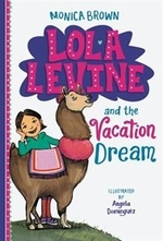 Book cover of LOLA LEVINE 05 & THE VACATION DREAM