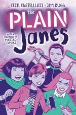 Book cover of PLAIN JANES