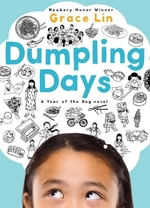 Book cover of DUMPLING DAYS