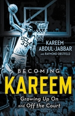 Book cover of BECOMING KAREEM