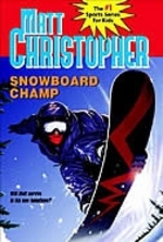 Book cover of SNOWBOARD CHAMP