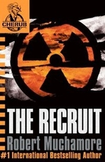 Book cover of CHERUB 01 THE RECRUIT