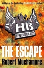 Book cover of HENDERSON'S BOYS 01 THE ESCAPE