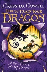 Book cover of HERO'S GT DEADLY DRAGONS
