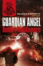 Book cover of CHERUB GUARDIAN ANGEL