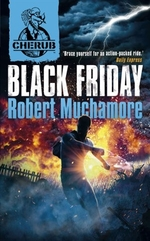 Book cover of CHERUB - BLACK FRIDAY