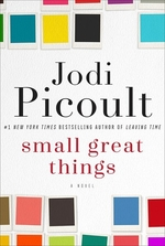 Book cover of SMALL GREAT THINGS