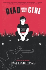 Book cover of DEAD LITTLE MEAN GIRL