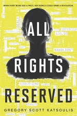 Book cover of ALL RIGHTS RESERVED