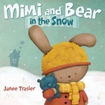 Book cover of MIMI & BEAR IN THE SNOW