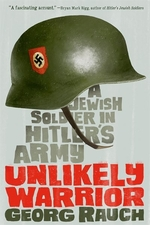 Book cover of UNLIKELY WARRIOR
