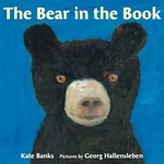Book cover of BEAR IN THE BOOK