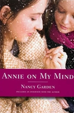 Book cover of ANNIE ON MY MIND