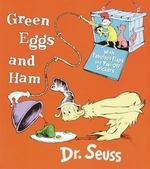 Book cover of GREEN EGGS & HAM