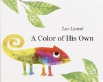 Book cover of COLOR OF HIS OWN