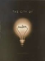 Book cover of CITY OF EMBER