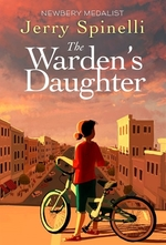 Book cover of WARDEN'S DAUGHTER