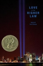 Book cover of LOVE IS THE HIGHER LAW