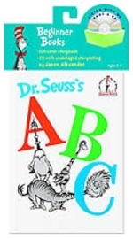 Book cover of DR SEUSS'S ABC
