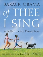 Book cover of OF THEE I SING