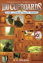 Book cover of 100 CUPBOARDS BOOK 3 CHESTNUT KING