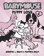 Book cover of BABYMOUSE 08 PUPPY LOVE