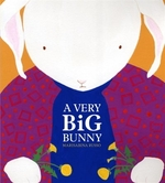 Book cover of VERY BIG BUNNY