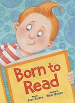 Book cover of BORN TO READ