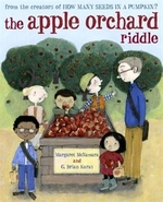 Book cover of APPLE ORCHARD RIDDLE