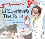 Book cover of 11 EXPERIMENTS THAT FAILED