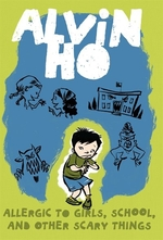 Book cover of ALVIN HO-ALLERGIC TO GIRLS SCHOOL & OTH